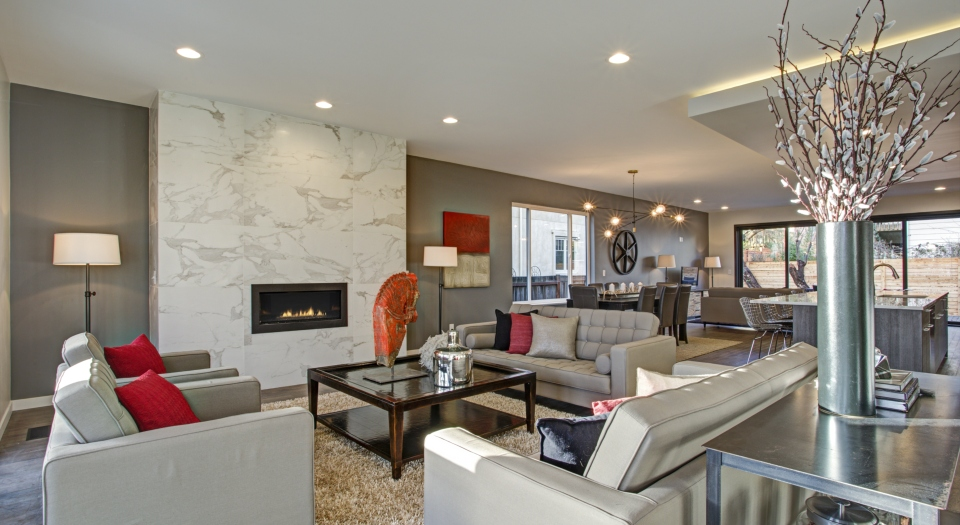 Choosing Paint Colors For Your Open Floor Plan Texas Star Painting